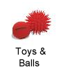 Toys and Balls