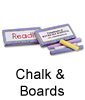Chalk and Boards