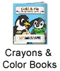 Crayons and Coloring Books